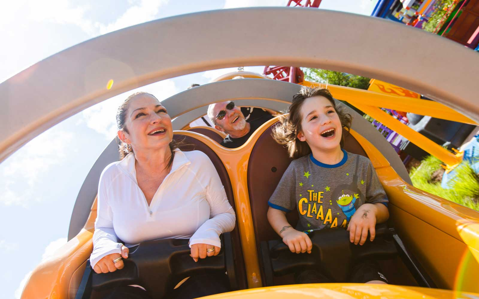 Gloria Estefan Celebrated Her Grandson's 6th Birthday at Toy Story Land