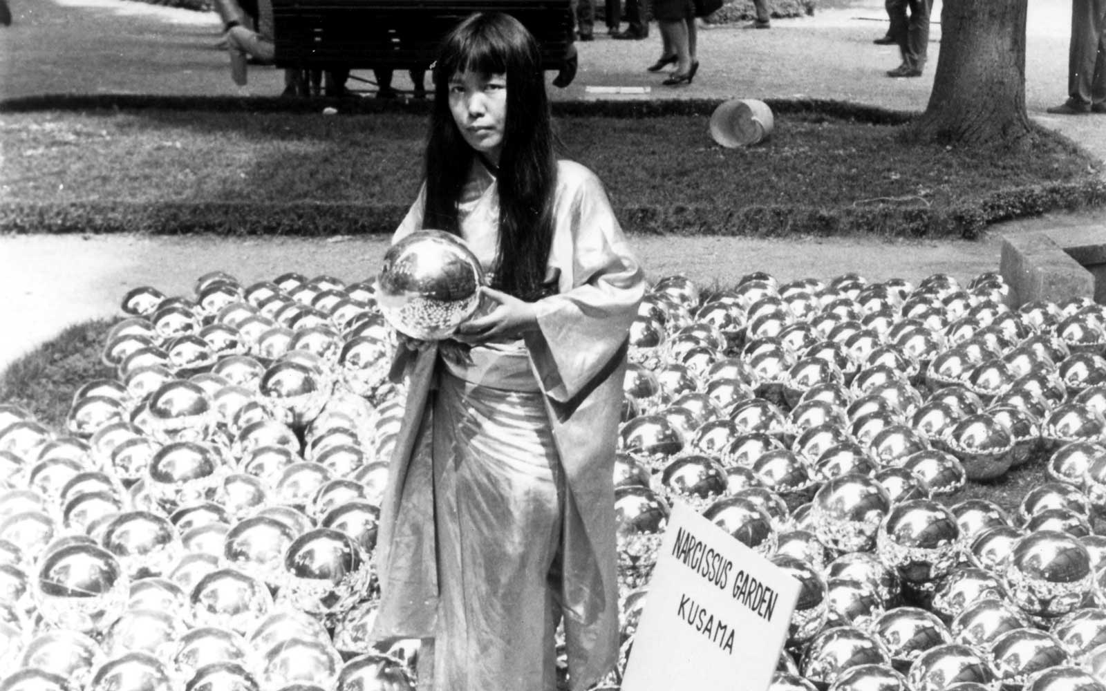 Yayoi Kusama Is Bringing Her Art to the Beach This Summer — Here's How to See It