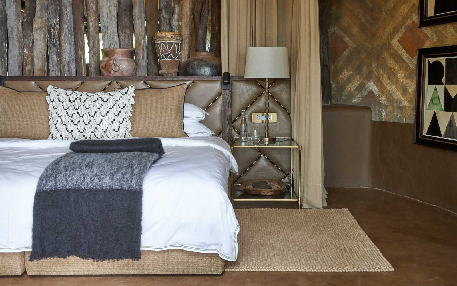 Singita Pamushana bedroom