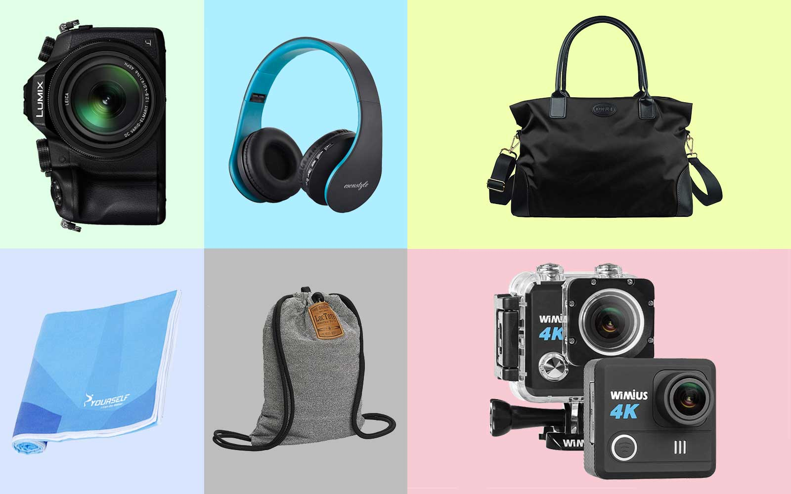 Amazon Prime Day Lightning Deals on Travel Gear to Shop ASAP
