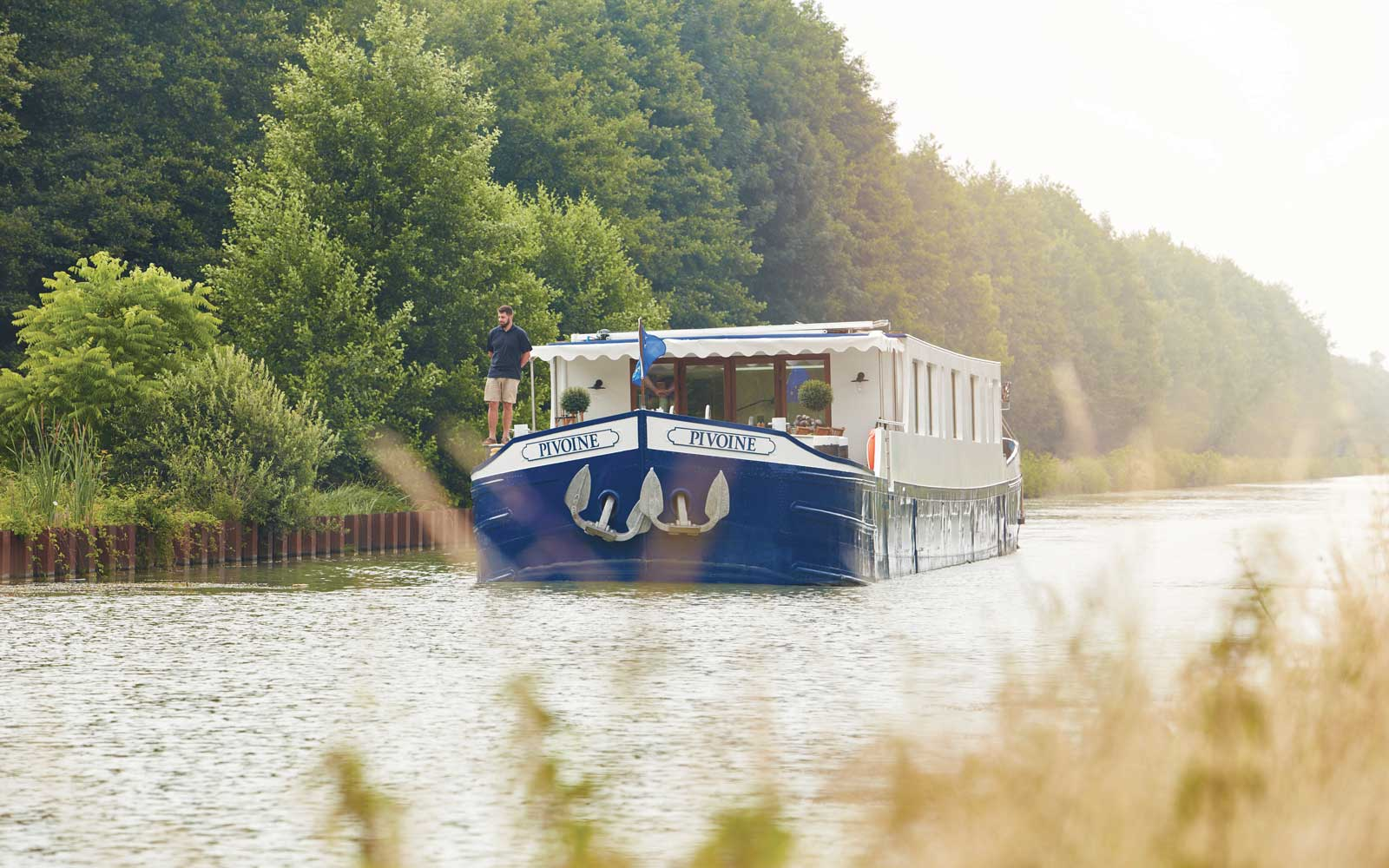 Belmond Afloat in France Lauches Pivoine and Lilas, Two New Luxury River Barges