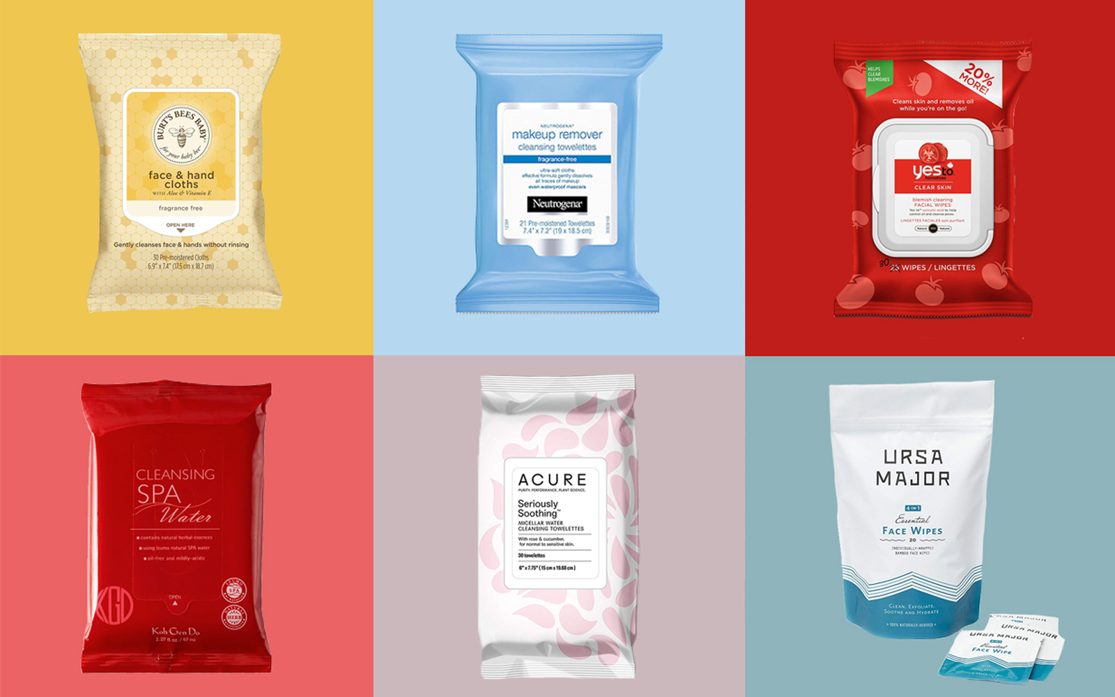 The Best Makeup Remover Wipes for Travel