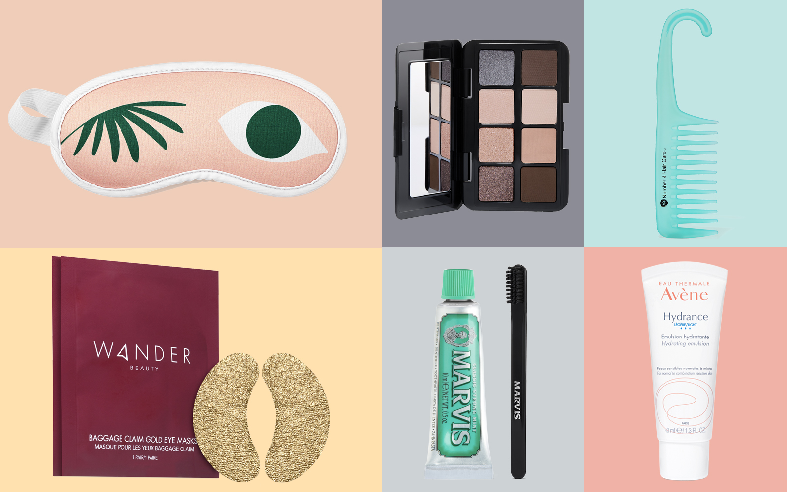 Birchbox Travel-ready Treasures Box