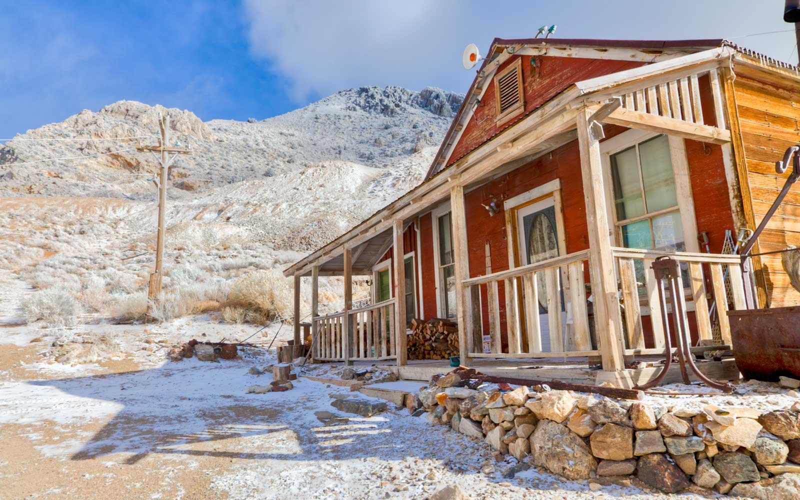 This California Ghost Town Is Being Turned Into an Exciting New Vacation Destination