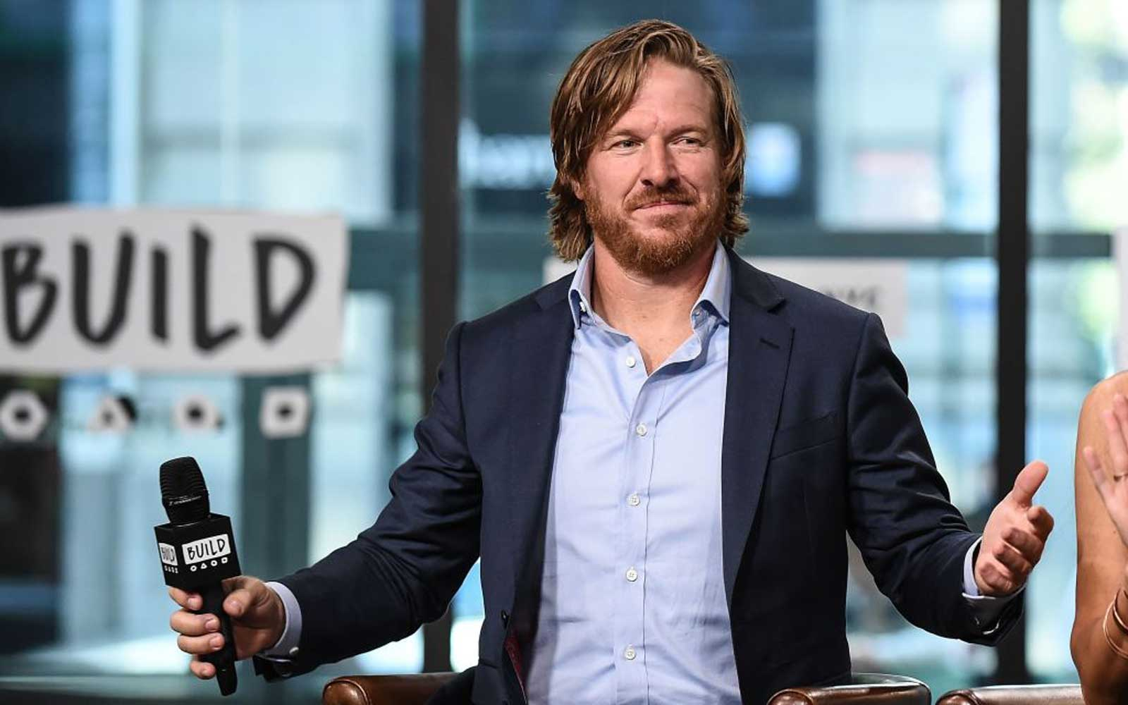 Build Presents Chip & Joanna Gaines Discussing Their Book  Capital Gaines: Smart Things I Learned Doing Stupid Stuff