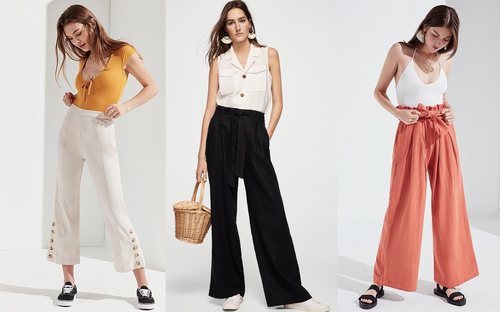 Cool and Comfy Pants You Won't Overheat in This Summer