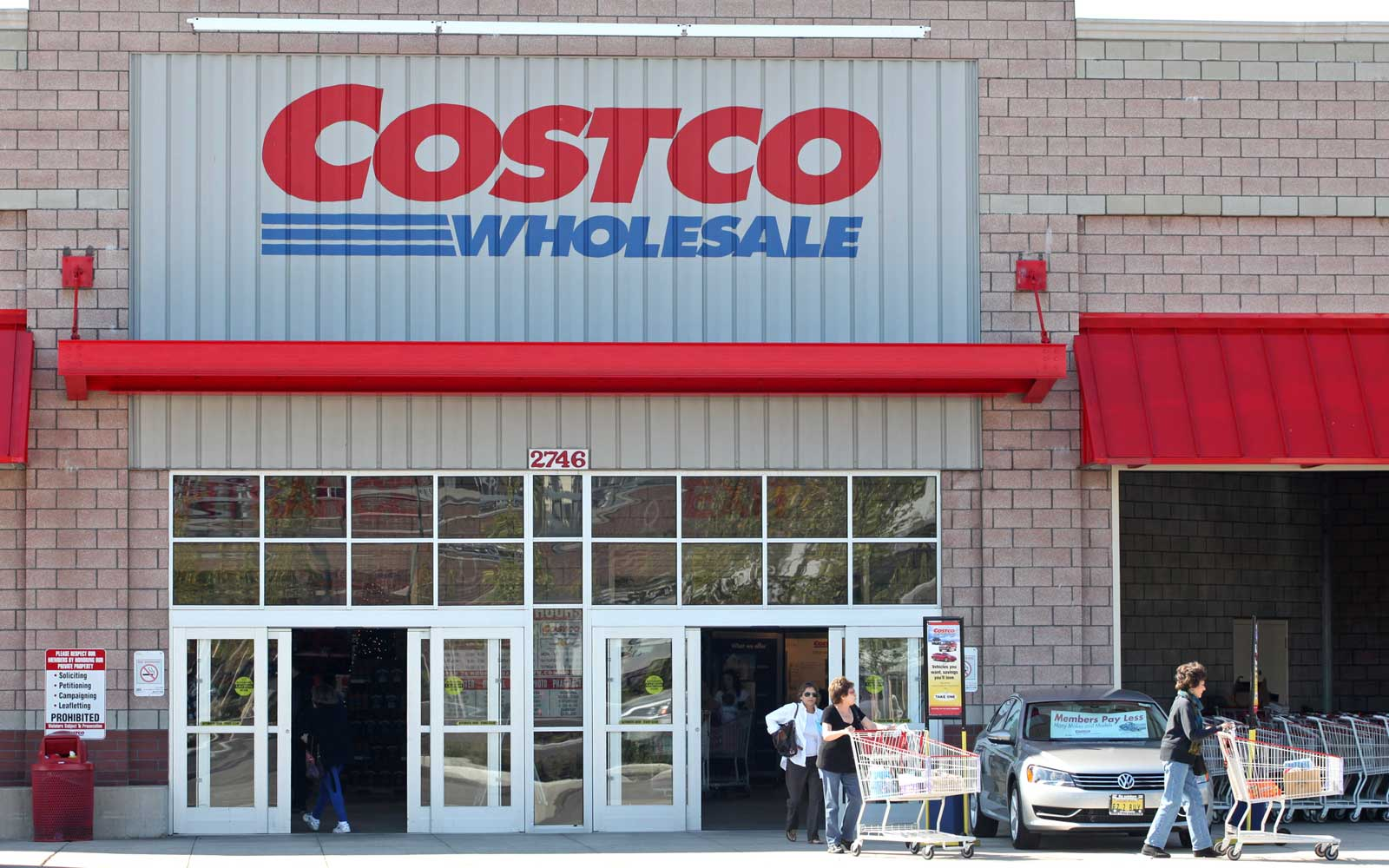 General Views Of Costco Ahead Of Earnings