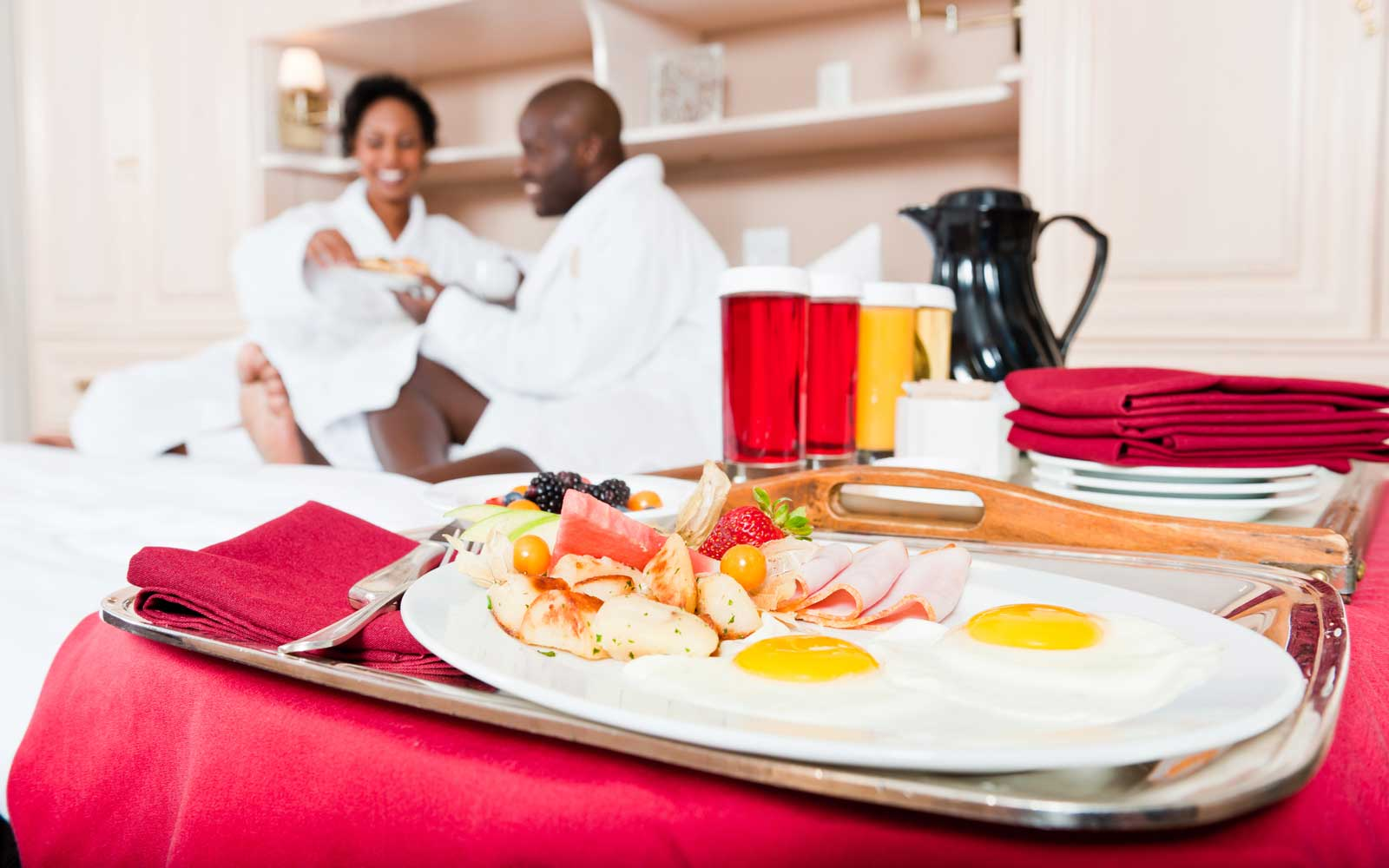 No One Orders Hotel Room Service Anymore — Here's Why