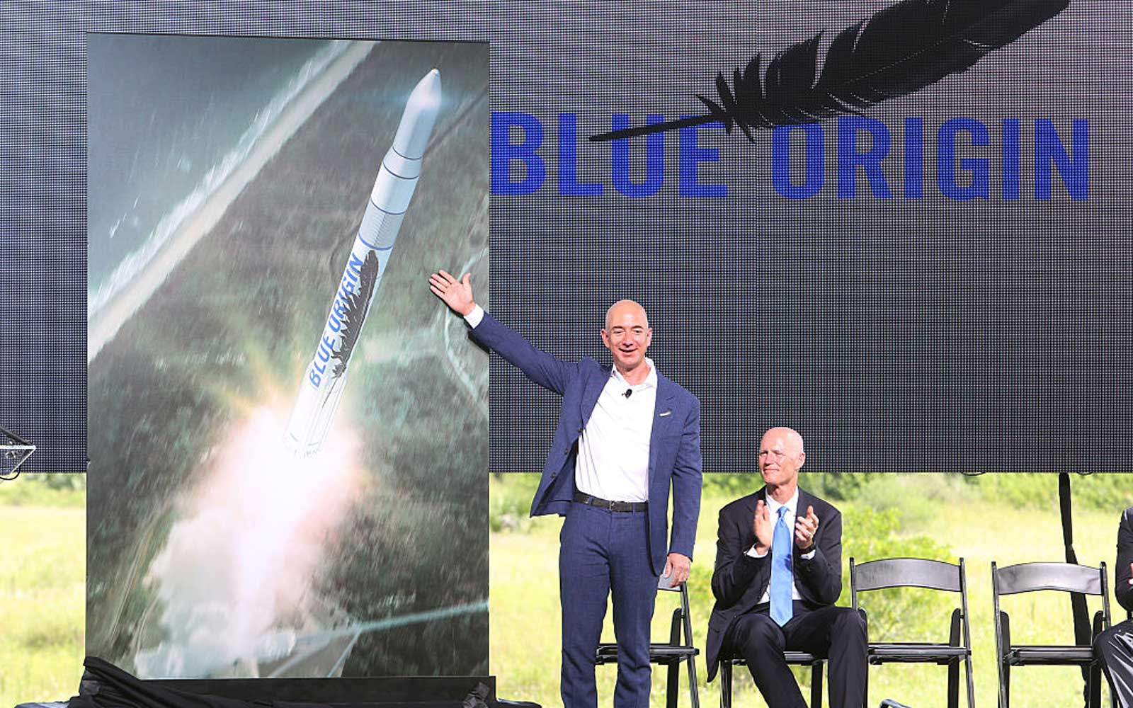 This Is How Much an 11-minute Trip to Space on Jeff Bezos' Rocket Ship Will Cost You
