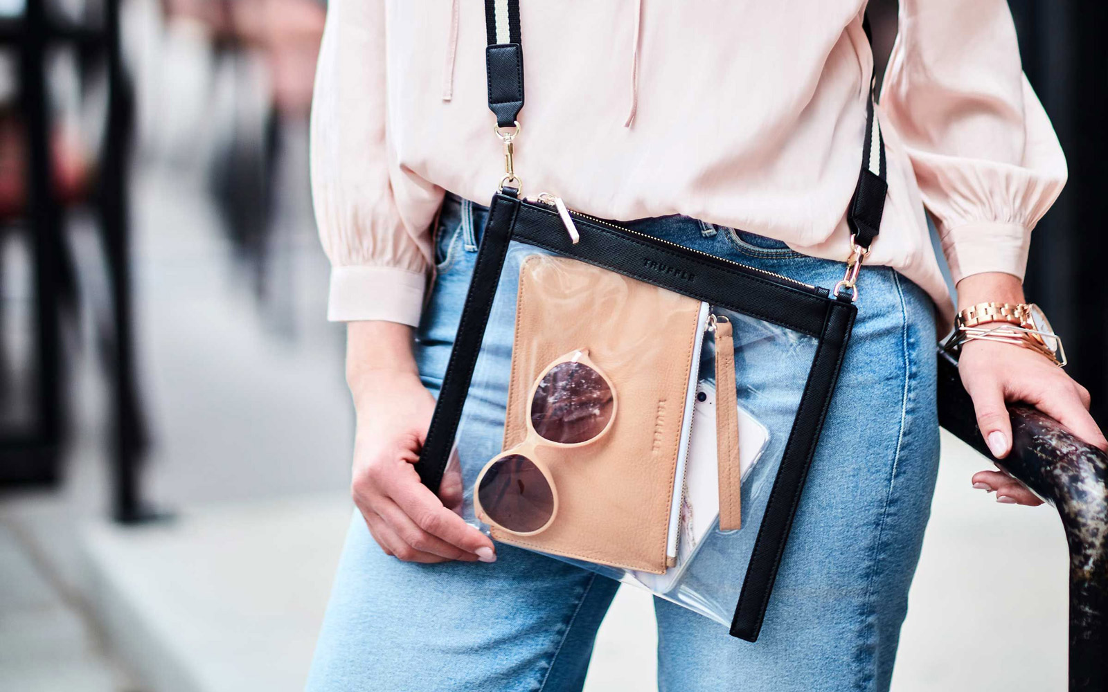9 Clear Bags That Are Actually Stylish