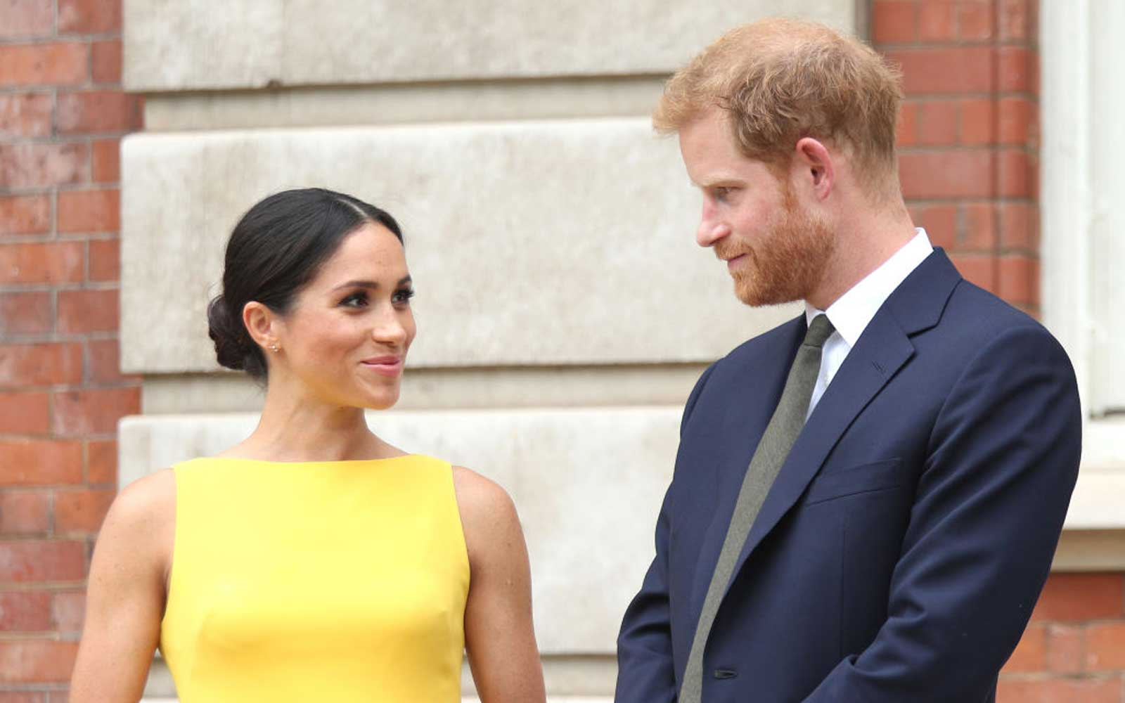 Meghan Markle Wore a Bright Color for the First Time in Months and She Looked Stunning