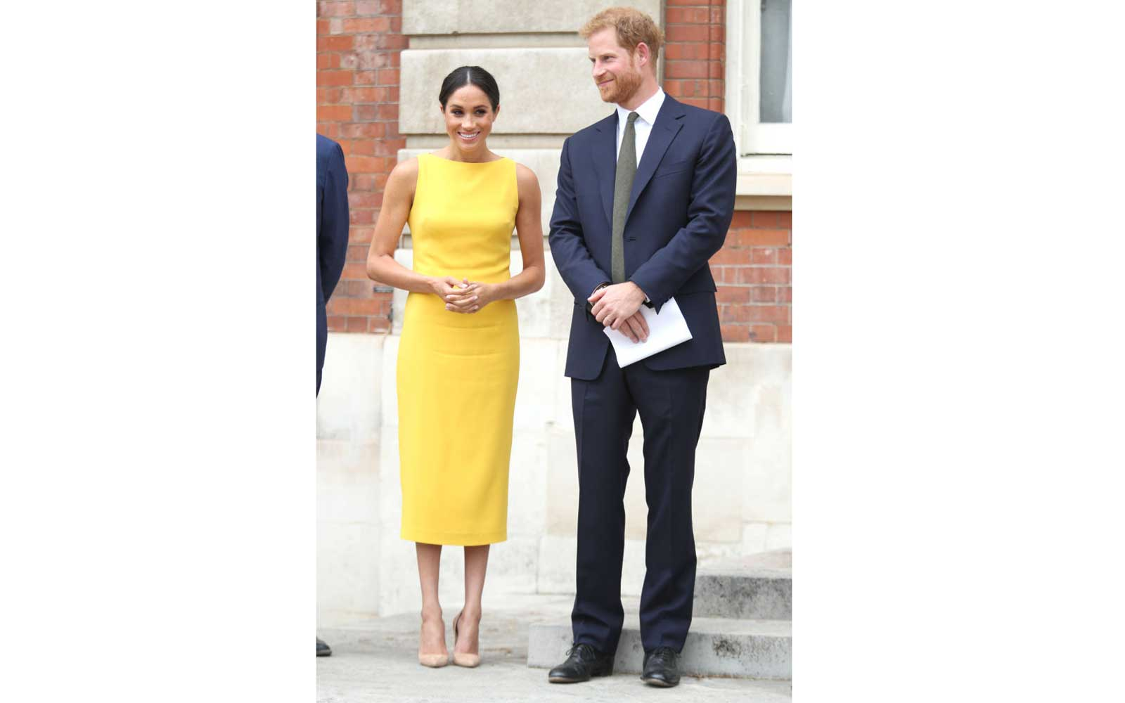 The Duke & Duchess Of Sussex Attend 'Your Commonwealth' Youth Challenge Reception