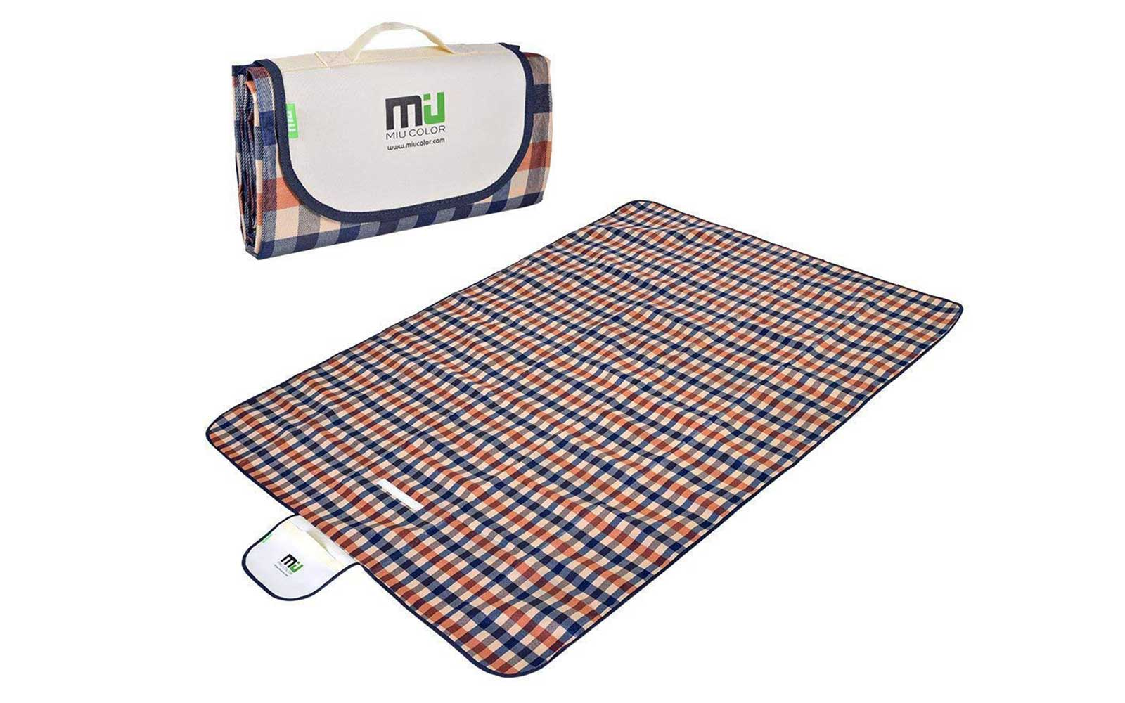 Picnic blanket for sale on Amazon