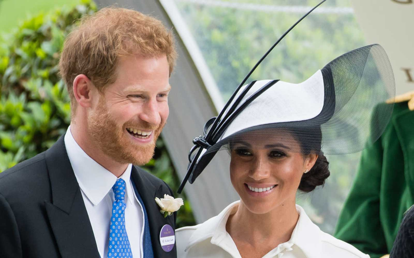Meghan Markle Supports Prince Harry at Polo Match on Princess Diana's Birthday