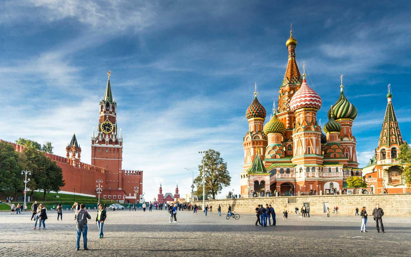 Greg Tepper's 8-day Moscow and St. Petersburg Itinerary