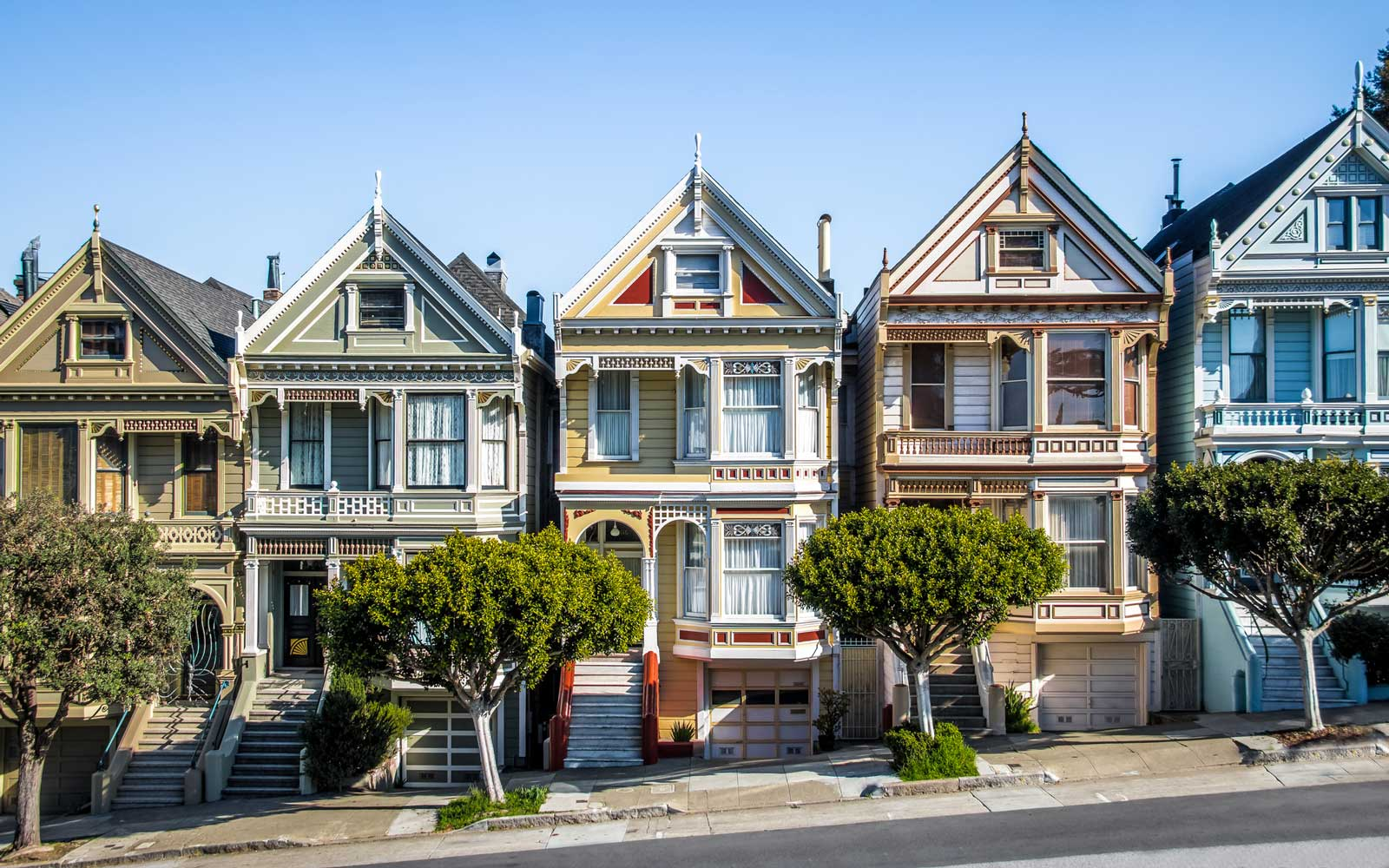 Tour Buses Are Now Banned From Going to the 'Full House' Home in San Francisco
