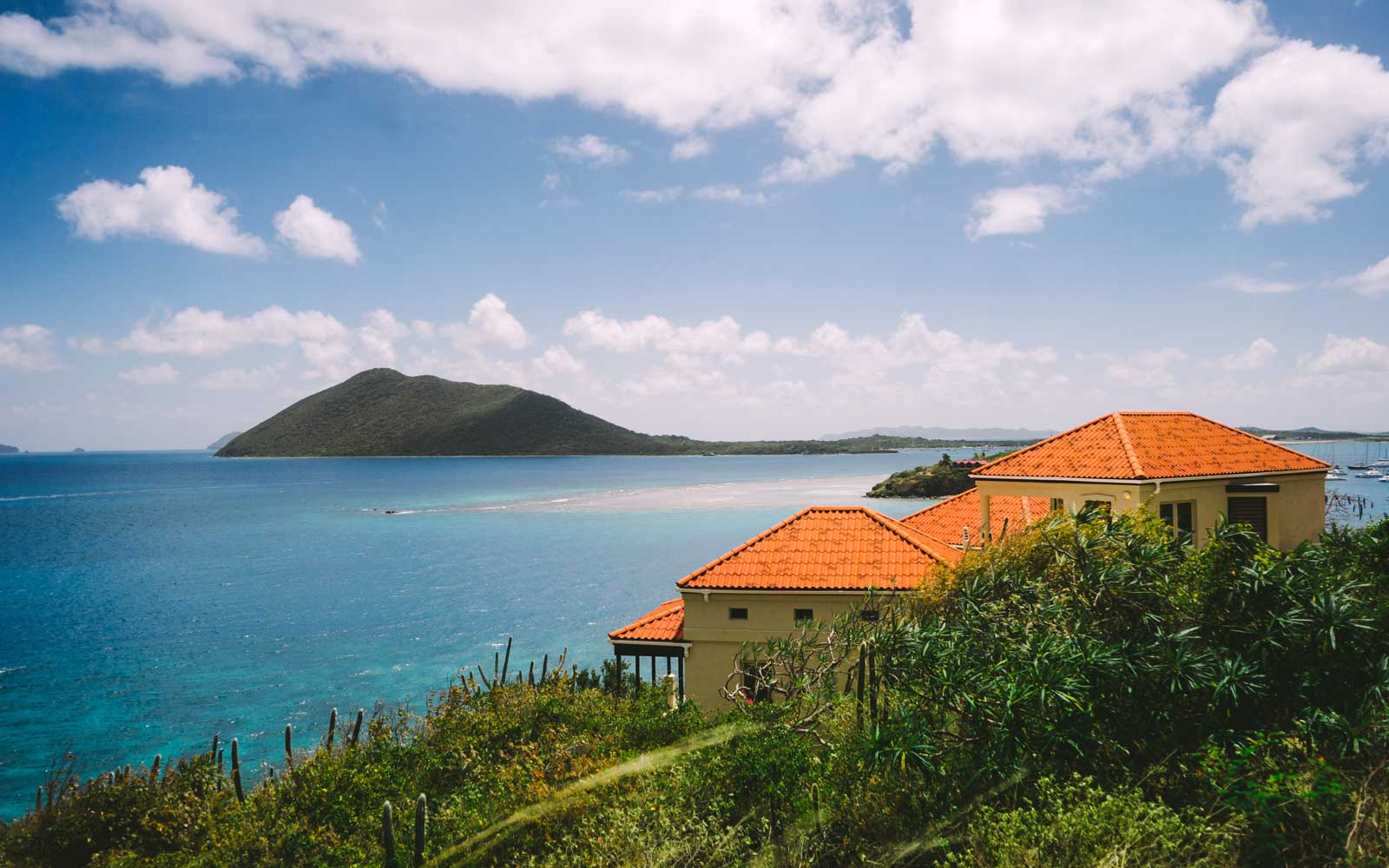 Scrub Island Resort in the British Virgin Islands