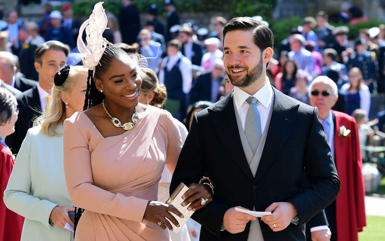 Serena Williams Wanted Italian Food for Dinner, So Her Husband Flew Her to Venice
