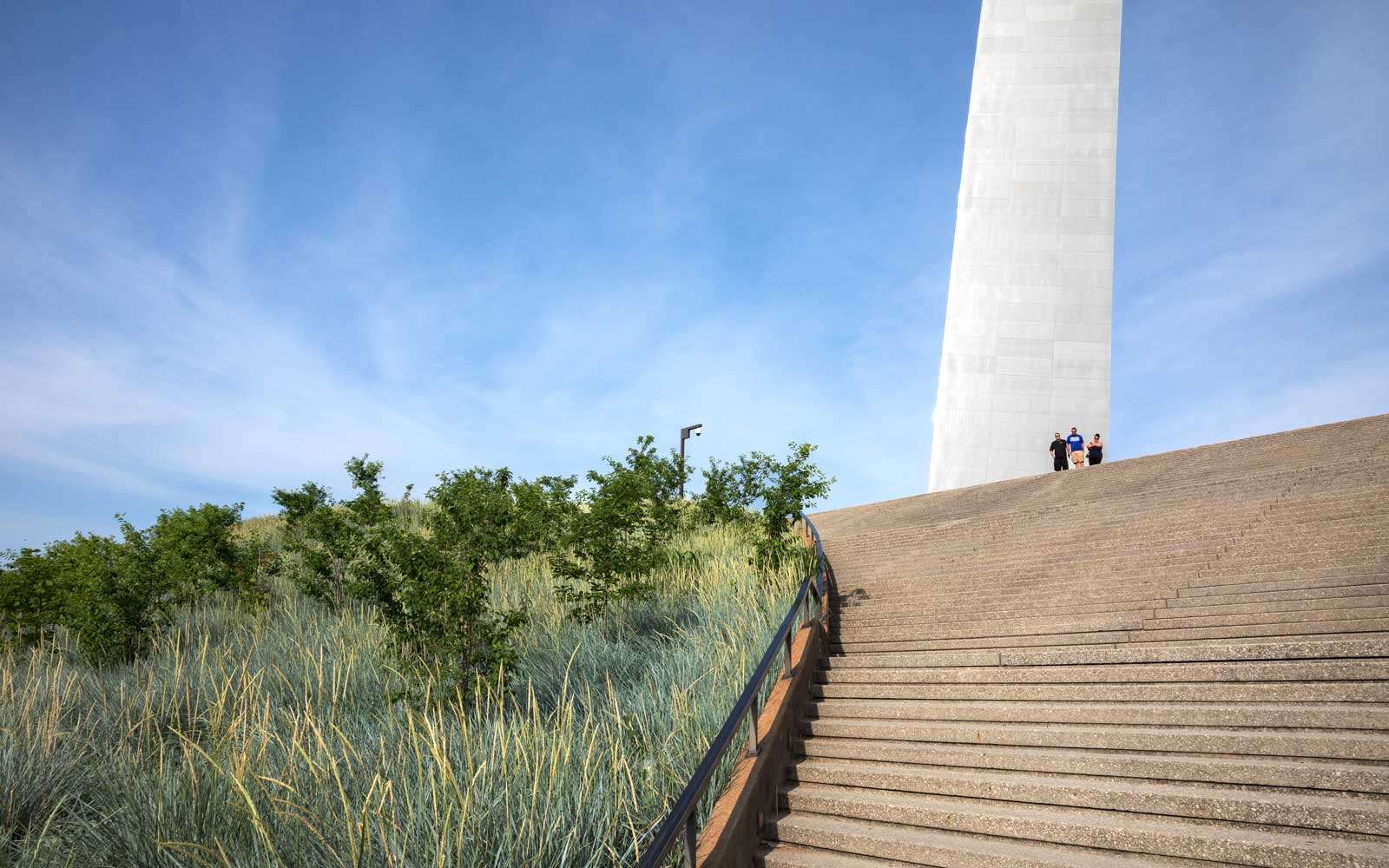 The St. Louis Gateway Arch Park Opens Today After a Five-year Renovation