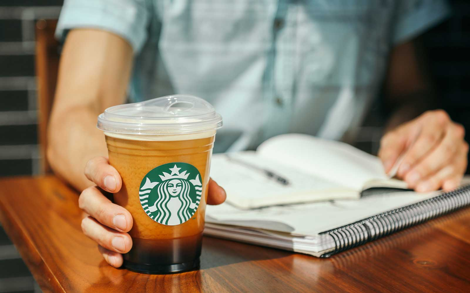 Starbucks Is the Latest Company Getting Rid of Plastic Straws