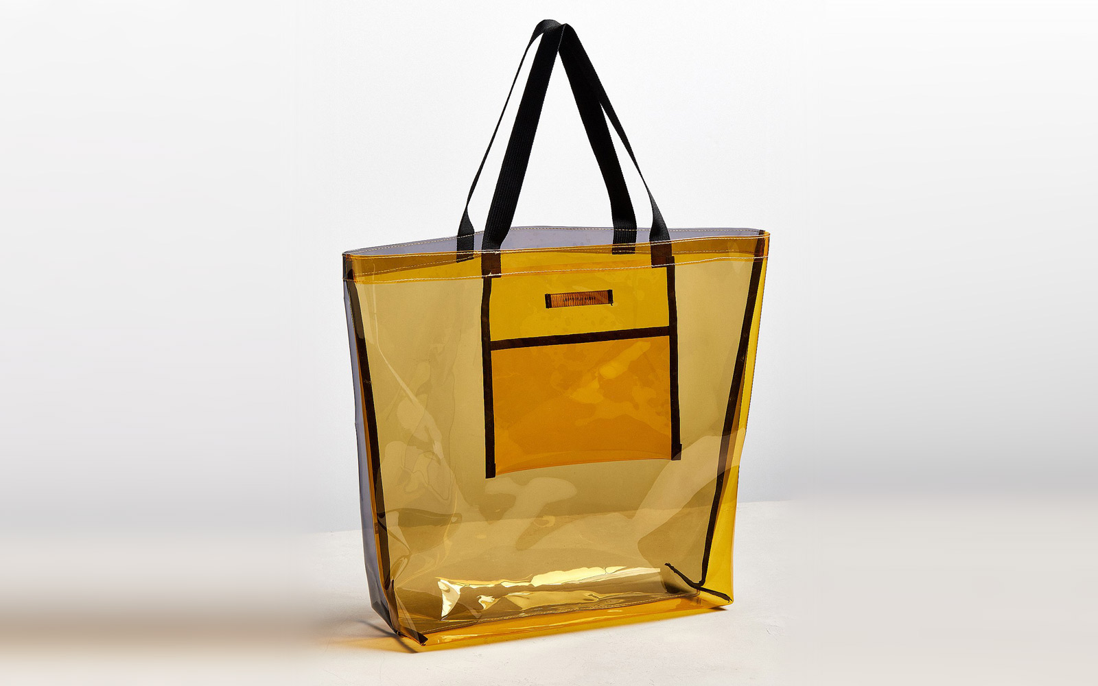 e5b1ce6d11c3 9 Clear Bags That Are Actually Stylish