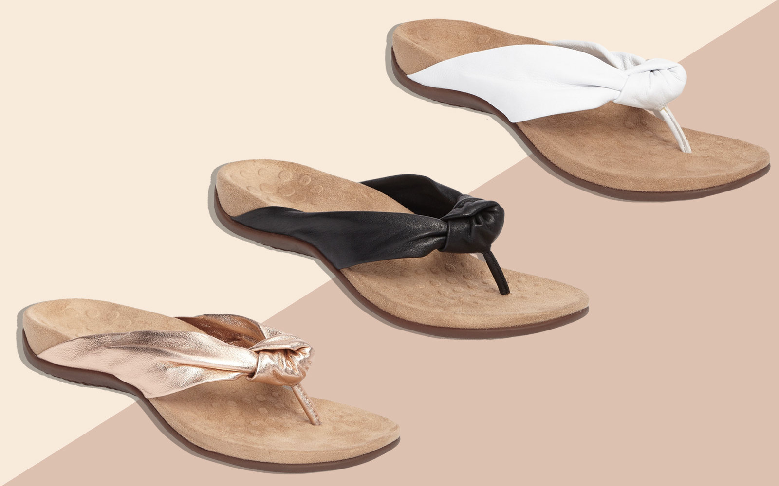 These Comfy Flip-flops Are Actually Cute — and on Sale for 35% Off