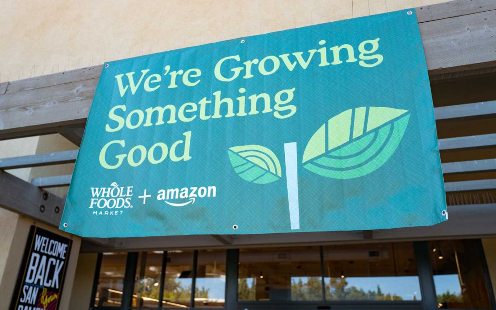 Amazon Is Giving $10 to Prime Members Just for Shopping at Whole Foods This Week