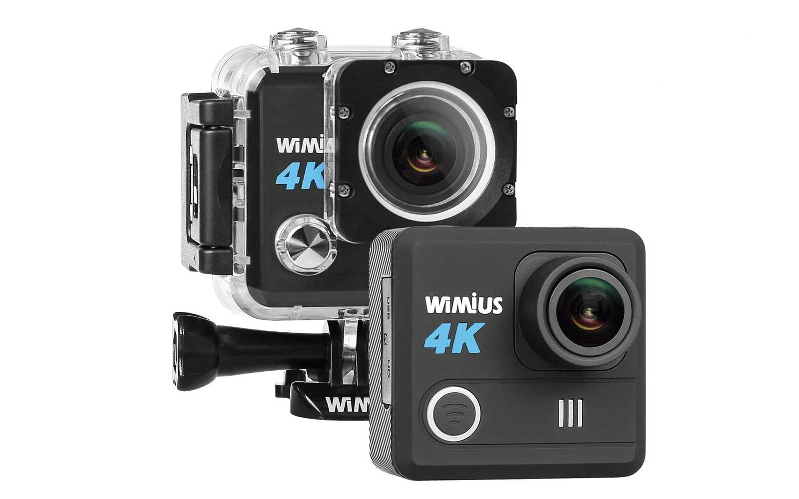 Wimius camera for sale on Amazon