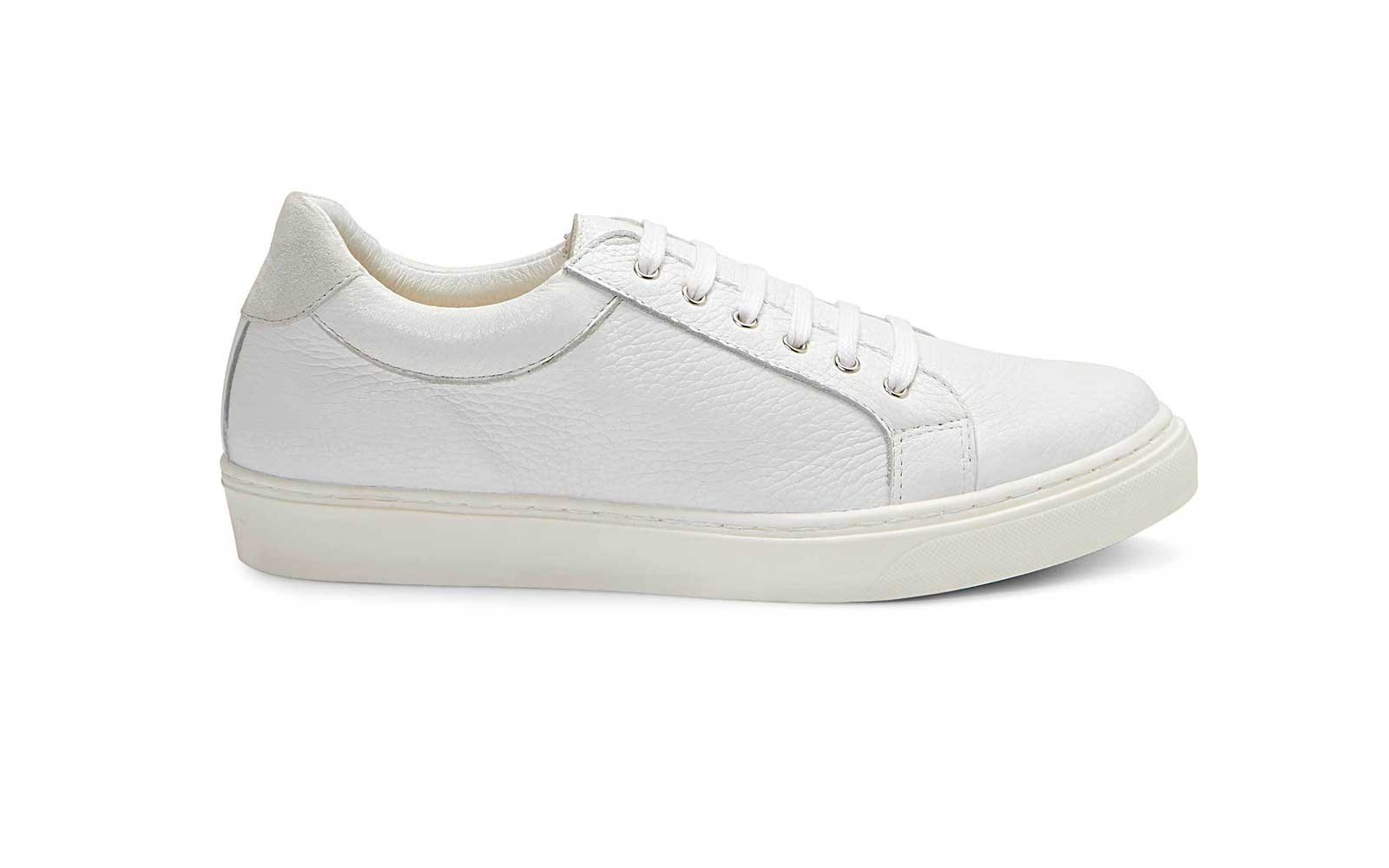 Sarah Flint Perfect White Sneaker