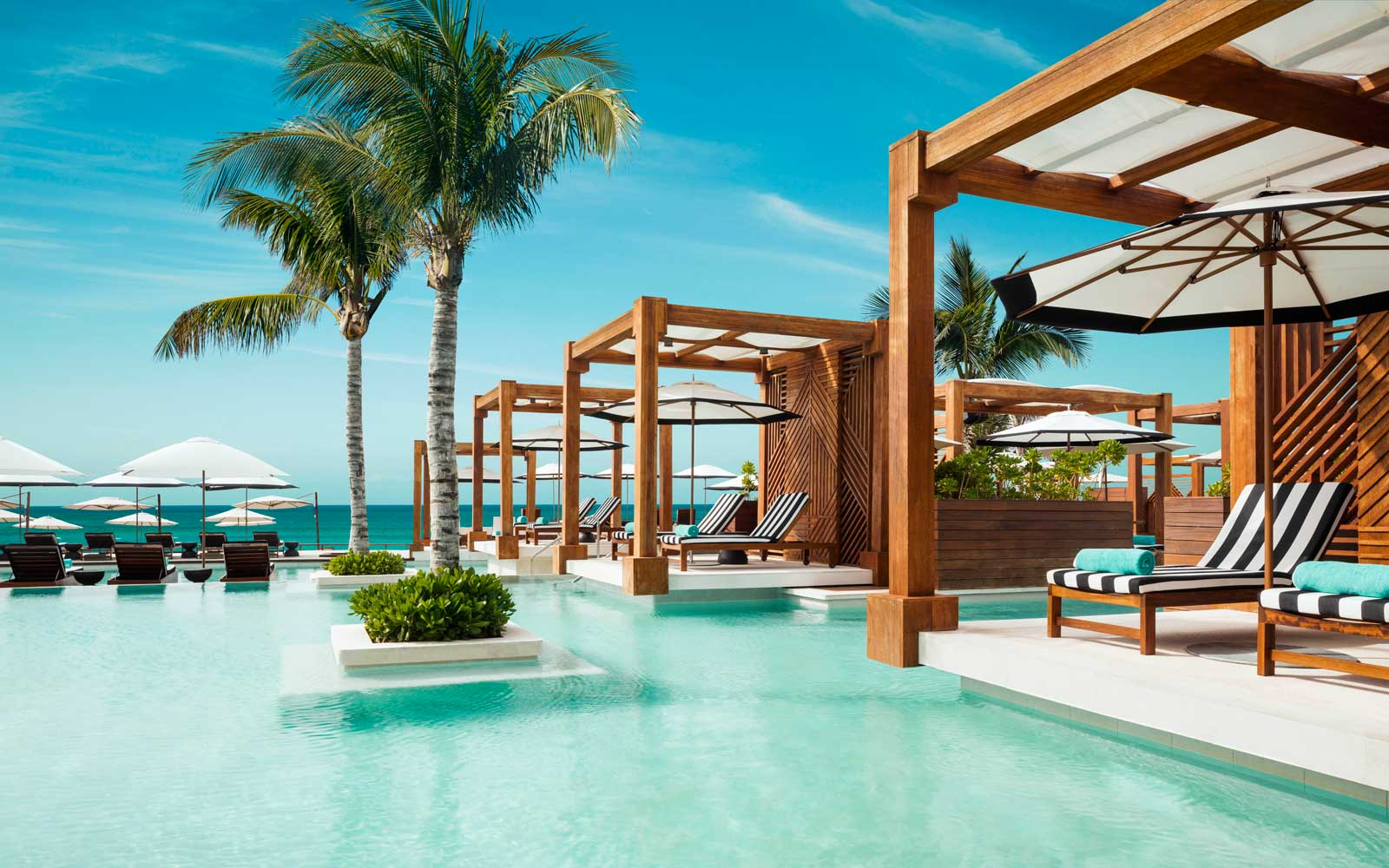 You Could Get Paid $120,000 to Spend a Year at Some of Mexico's Most Beautiful Resorts