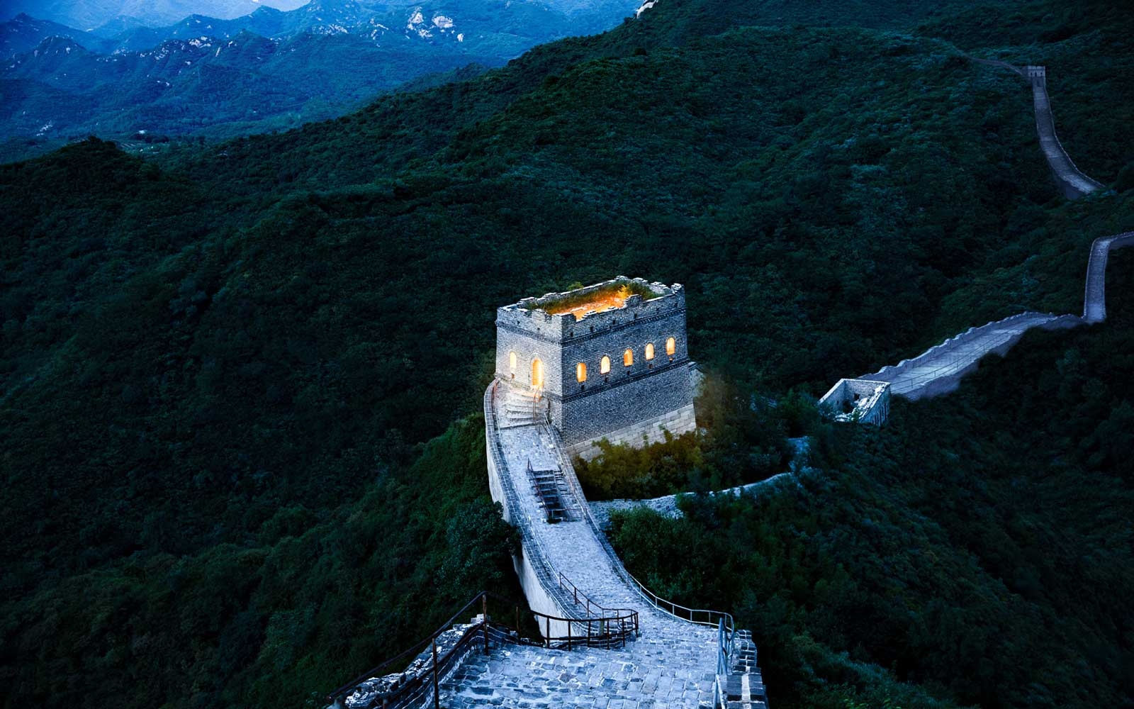 Airbnb Great Wall of China