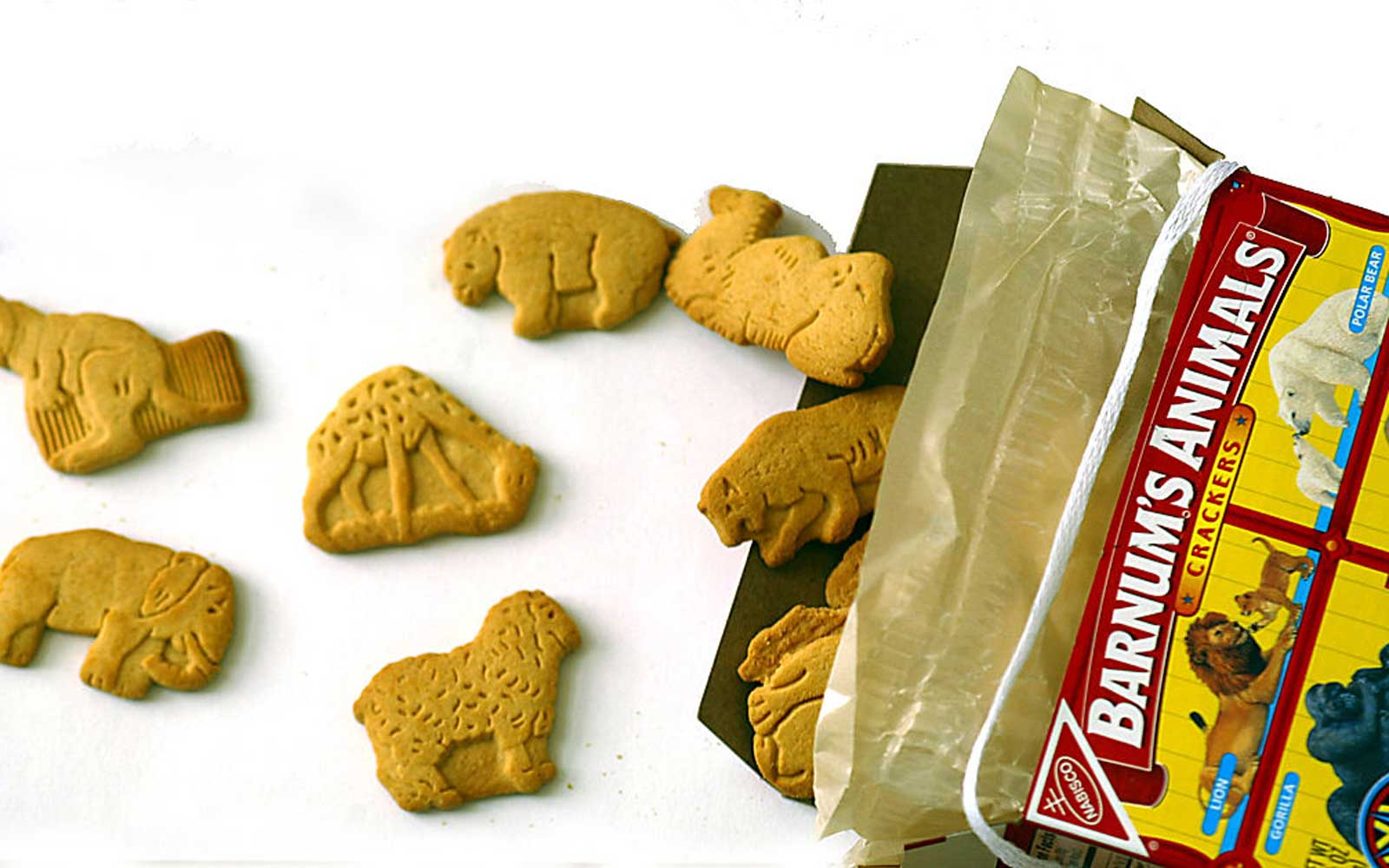 Animal Crackers Have a New Look After Peta Protests (Video)