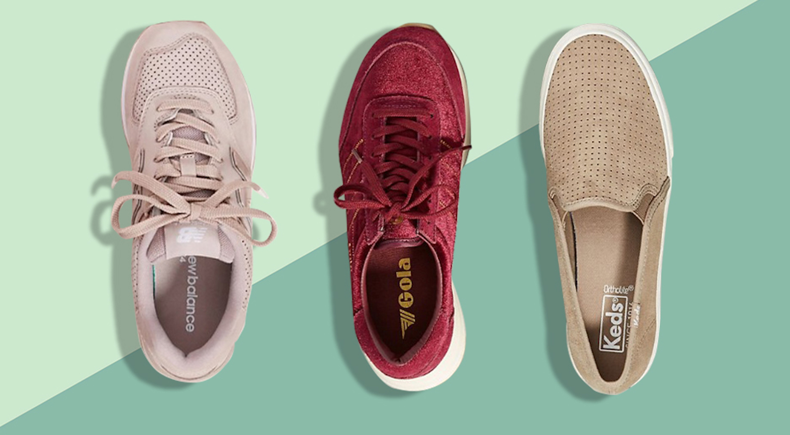 Anthropologie Has Major Deals on the Comfiest Travel Shoes Right Now