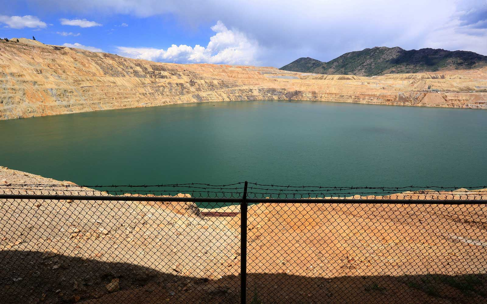 Berkeley Pit Superfund Site Forms Largest Body Of Contaminated Water In U.S.
