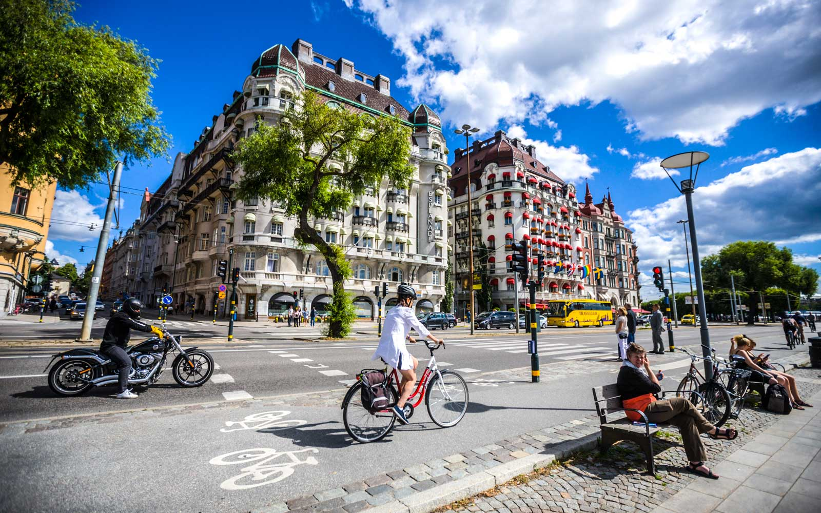 How to See the Best of Stockholm by Bike