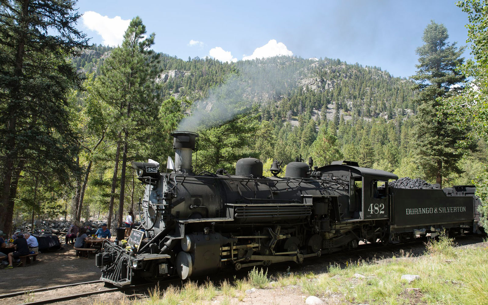 This Brew Train Serves Craft Beers and Scenic Views of the Colorado Wilderness