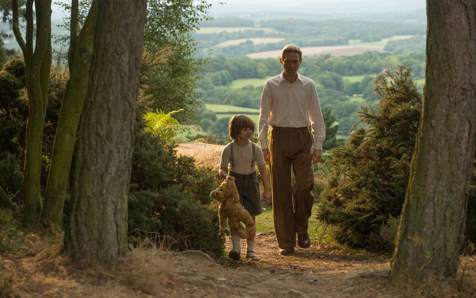 'Winnie the Pooh' Fans Can Visit the Real-life Hundred Acre Wood