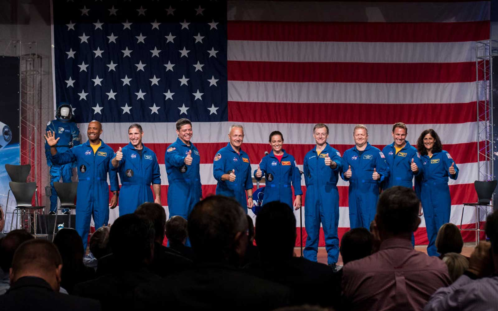 Meet the Astronauts Who Will Fly SpaceX and Boeing's First Commercial Spaceships