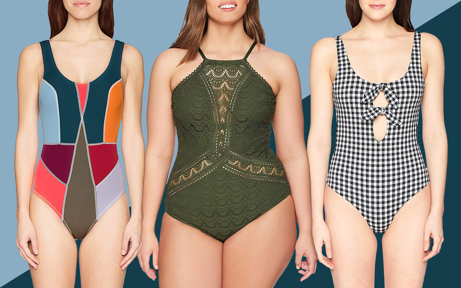 15 Cute Swimsuits You Won't Believe We Found on Amazon
