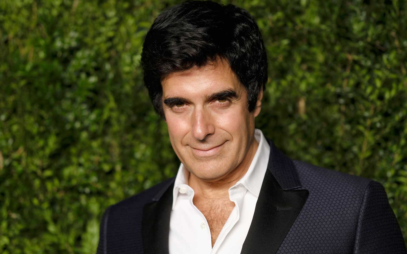The Most Unusual Thing David Copperfield Has Ever Packed for a Trip