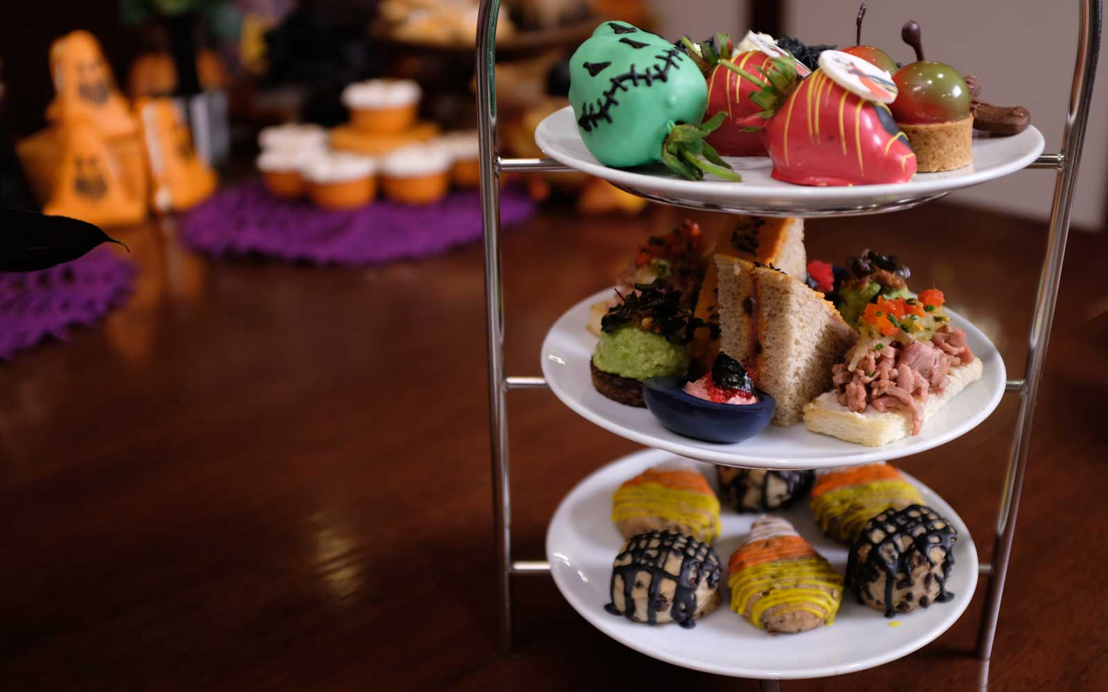 Disney Is Honoring Its Most Evil Villains With a Halloween-themed Tea Service