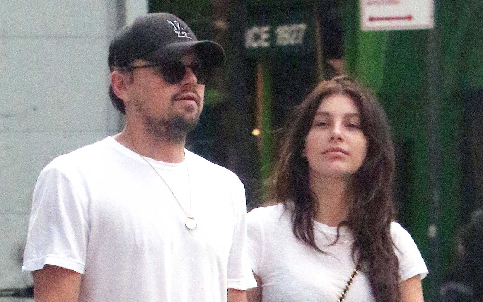 Leonardo DiCaprio and Camila Morrone out