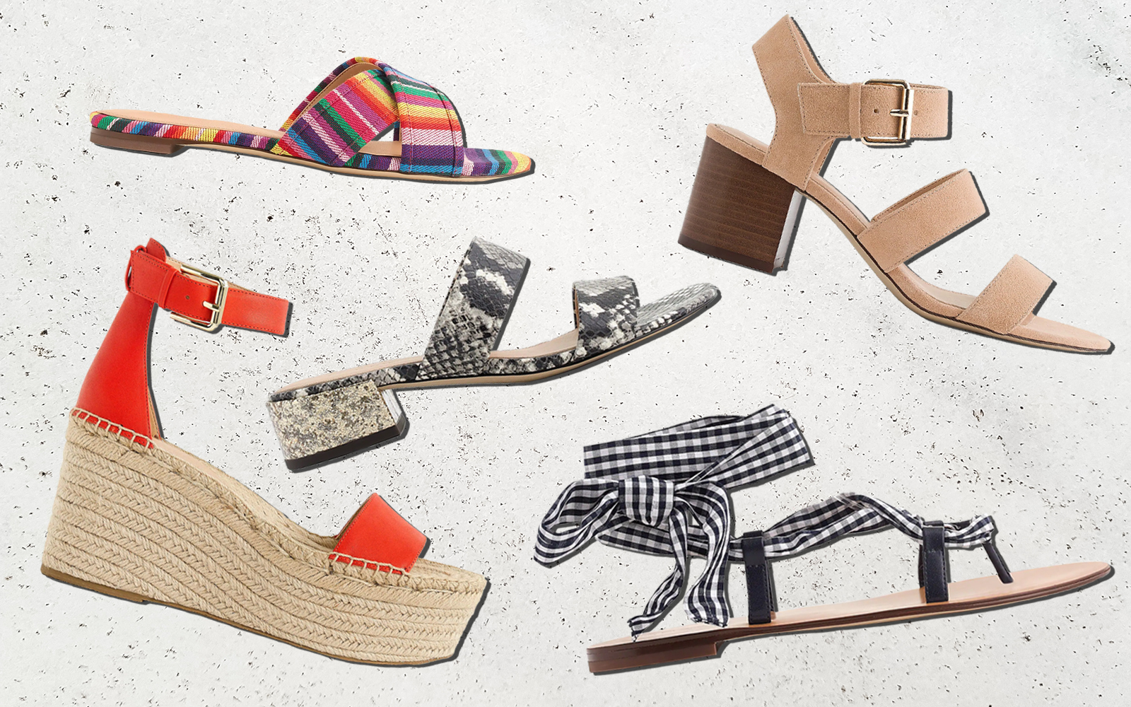 The Cutest and Comfiest Summer Sandals to Buy From J.Crew's Huge 70% Off Sale