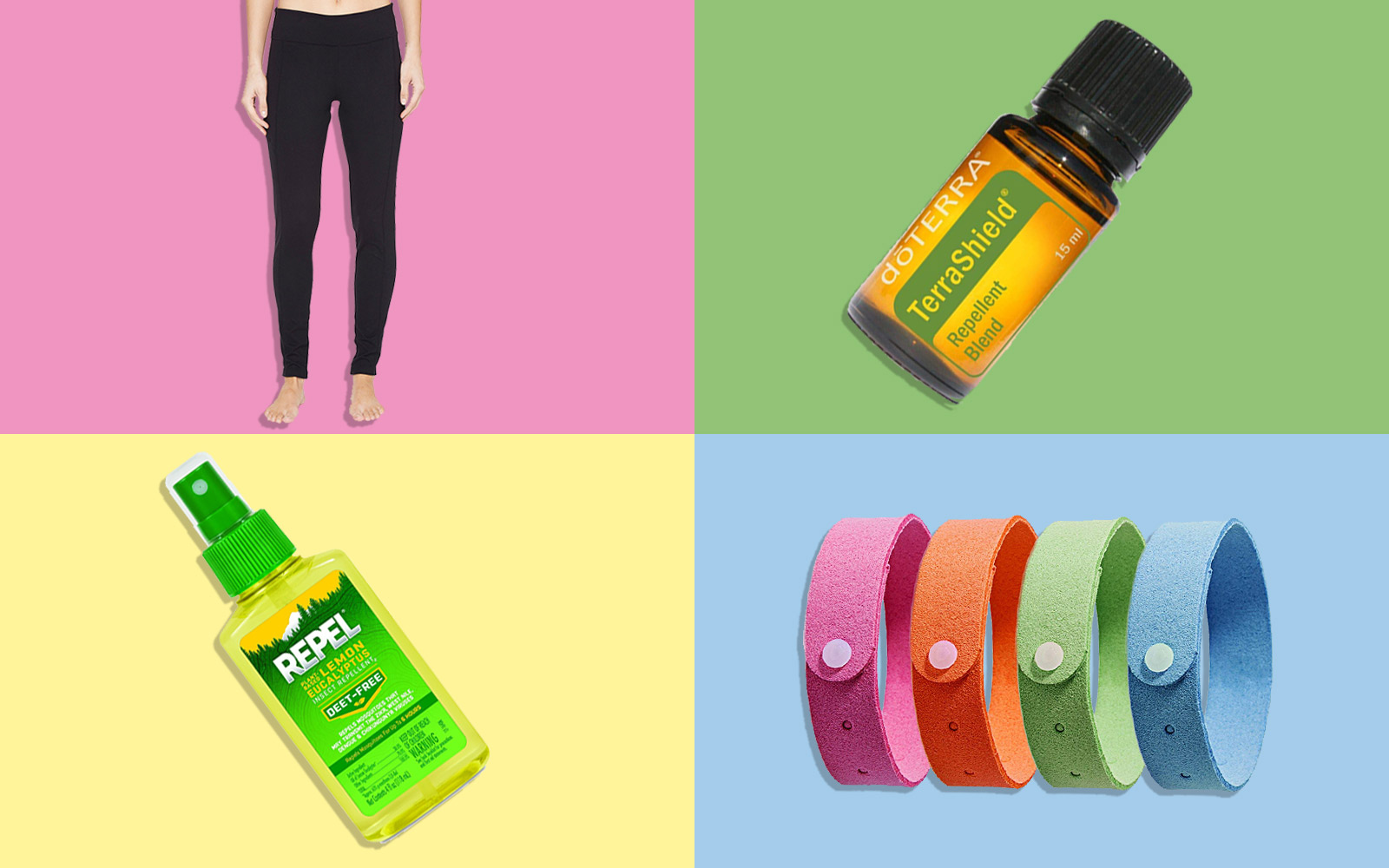 best natural insect repellents