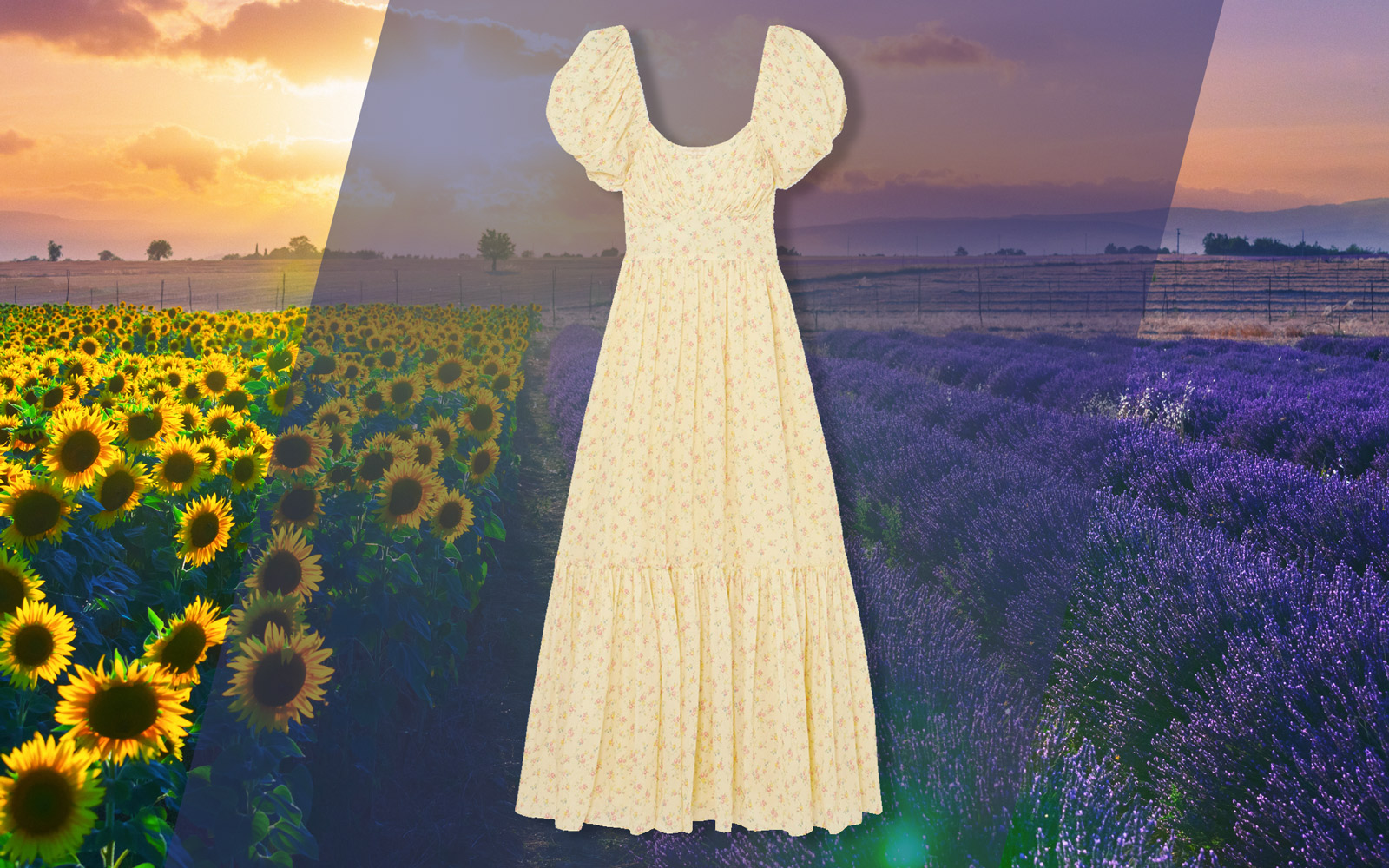 This Prairie Dress Makes for an Unexpectedly Perfect Travel Uniform