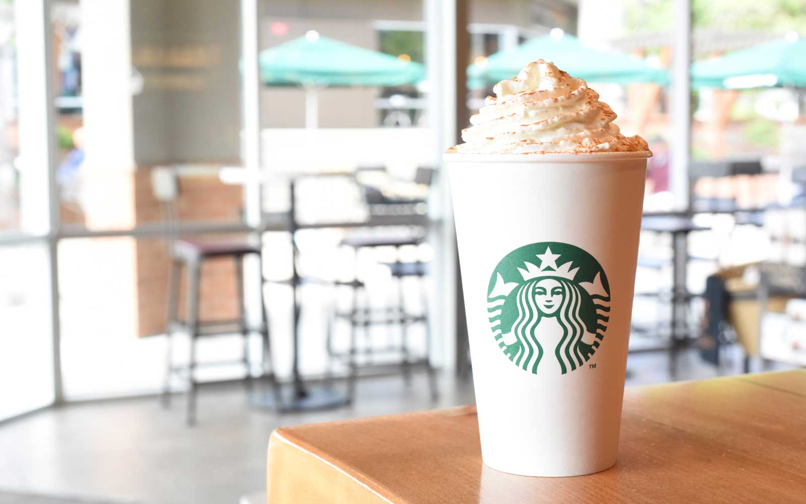 Pumpkin Spice Lattes Are Officially Back at Starbucks