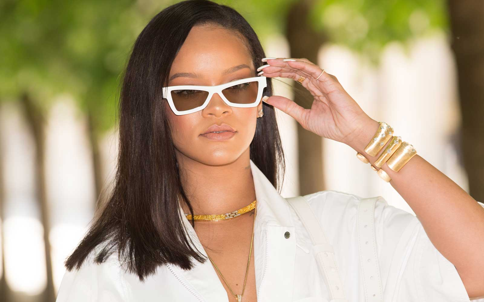 Rihanna Skipped the VMAs to Go to Cuba and She's Definitely Not Regretting It