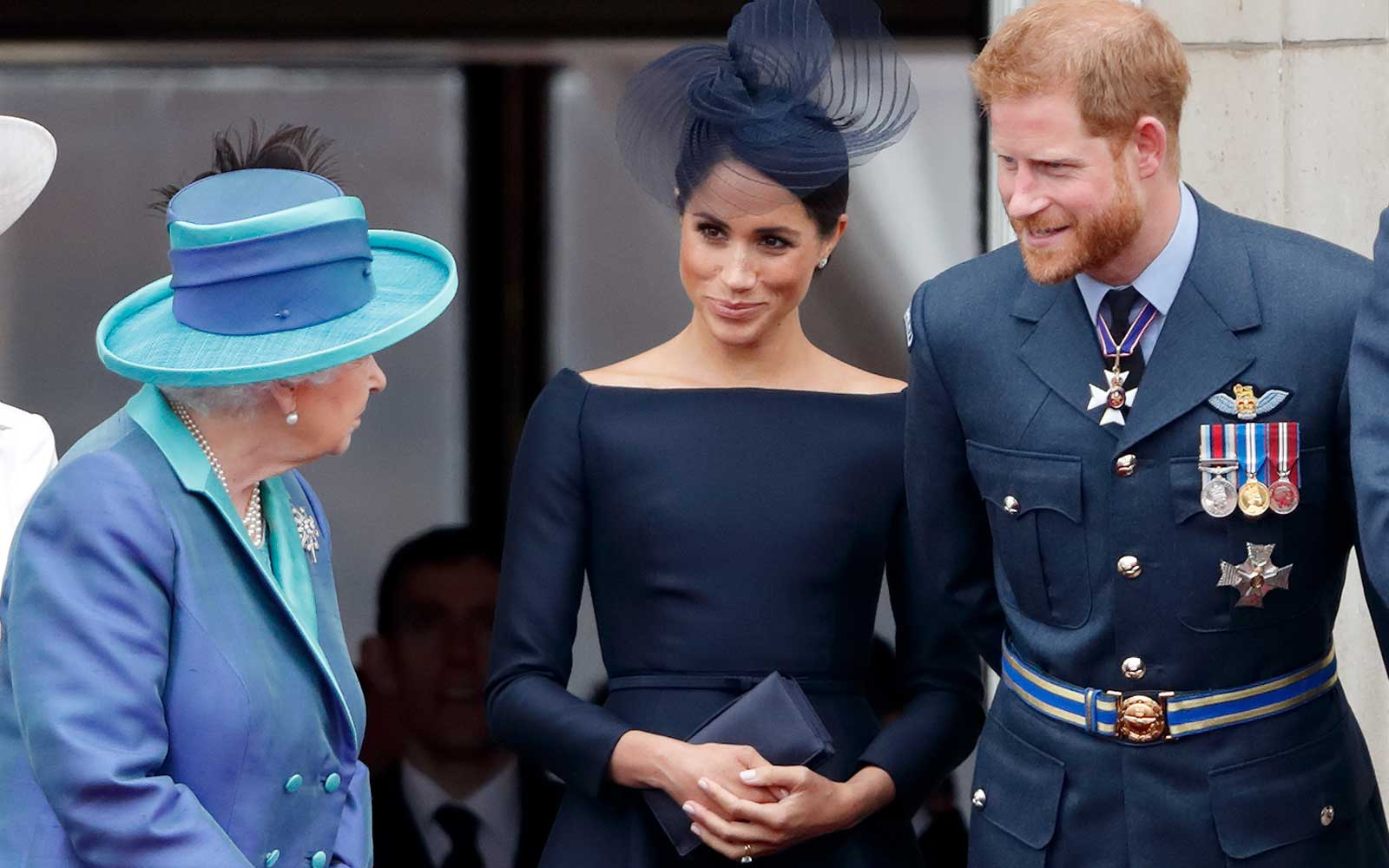 Prince Harry and Meghan Markle Are Taking a Summer Vacation With the Queen
