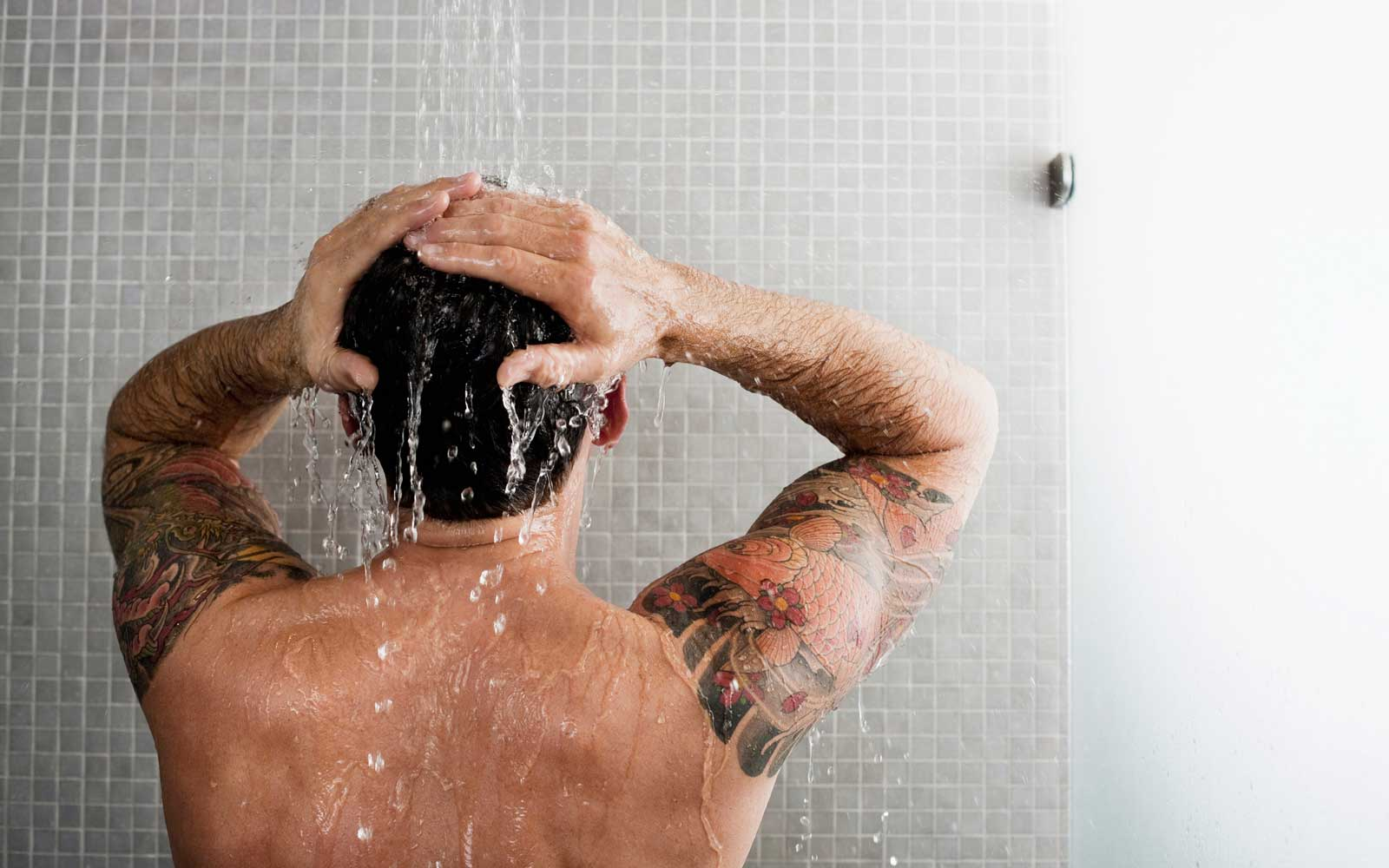 The Best Time to Shower, According to the Experts