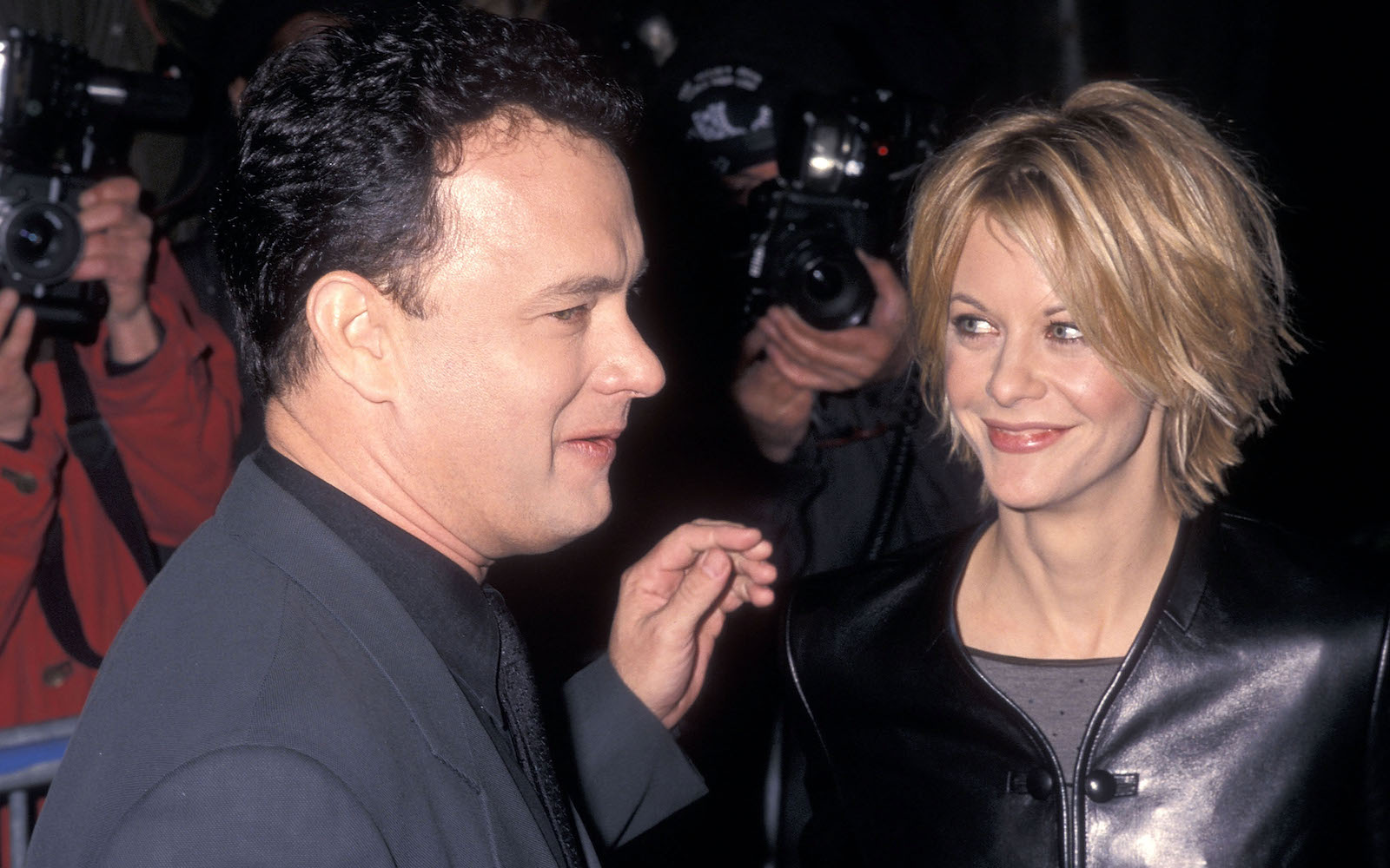 Meg Ryan and Tom Hanks Are Both in Italy and We Want a 'You've Got Mail' Reunion